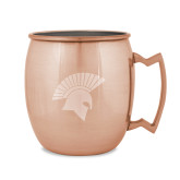 Copper Mug 16oz-Spartan Icon  Engraved