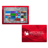 Surface Pro 3 Skin-Mitchell College Horizontal Logo