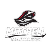 Small Decal-Mitchell Mariners Stacked