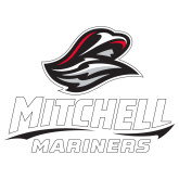 Extra Large Decal-Mitchell Mariners Stacked