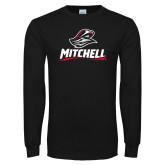 Black Long Sleeve T Shirt-Mitchell W Mariner