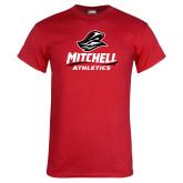 Red T Shirt-Athletics