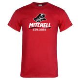 Red T Shirt-Primary Athletics Mark