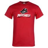 Red T Shirt-Mitchell W Mariner