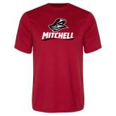 Performance Red Tee-Mitchell W Mariner