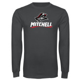 Charcoal Long Sleeve T Shirt-Mitchell W Mariner