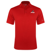 Columbia Red Omni Wick Drive Polo-Mitchell W Mariner