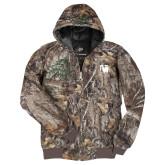 DRI DUCK Cheyenne Realtree Xtra Hooded Jacket-Mitchell College Vertical Logo