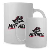 Full Color White Mug 15oz-Mitchell W Mariner