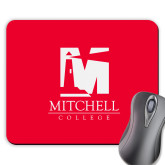 Full Color Mousepad-Mitchell College Vertical Logo