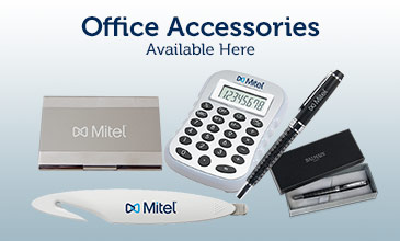 Mitel Apparel, Shop Mitel Gear, Employee Orders Merchandise