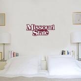 1 ft x 2 ft Fan WallSkinz-Missouri State