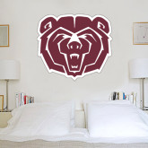 3 ft x 3 ft Fan WallSkinz-Bear Head