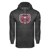 Under Armour Carbon Performance Sweats Team Hoodie-Bear Head