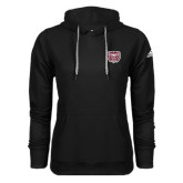 Adidas Climawarm Black Team Issue Hoodie-Bear Head