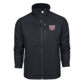 Columbia Ascender Softshell Black Jacket-Bear Head