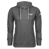 Adidas Climawarm Charcoal Team Issue Hoodie-Missouri State