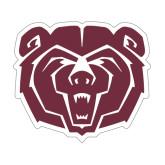Medium Magnet-Bear Head, 8 inches wide