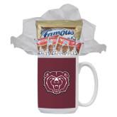 Cookies N Cocoa Gift Mug-Bear Head