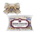 Snickers Satisfaction Pillow Box-Bear Head