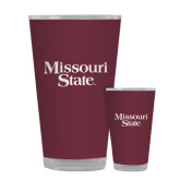 Full Color Glass 17oz-Missouri State