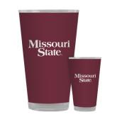Full Color Glass 17oz-Missouri State