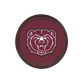 Round Coaster Frame w/Insert-Bear Head