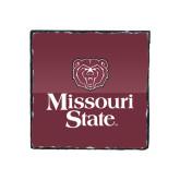 Photo Slate-Bear Head Missouri State Stacked
