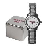 Ladies Stainless Steel Fashion Watch-Missouri State