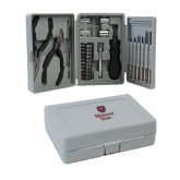 Compact 26 Piece Deluxe Tool Kit-Bear Head Missouri State Stacked