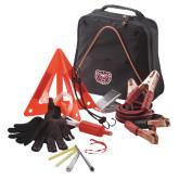 Highway Companion Black Safety Kit-Bear Head