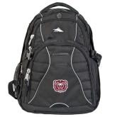 High Sierra Swerve Compu Backpack-Bear Head
