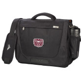 High Sierra Black Upload Business Compu Case-Bear Head