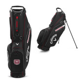 Callaway Hyper Lite 3 Black Stand Bag-Bear Head