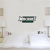 1 ft x 2 ft Fan WallSkinz-Maine Machias Clippers