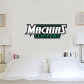 3 ft x 4 ft Fan WallSkinz-Maine Machias Clippers