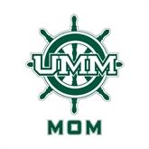 Mom Decal-UMM Ships Wheel