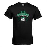 Black T Shirt-Design in Ball
