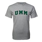 Grey T Shirt-Arched UMM