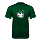 Performance Dark Green Tee-Clipper Head