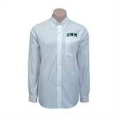 Red House White Long Sleeve Shirt-Arched UMM