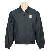 Black Players Jacket-UMM Ships Wheel