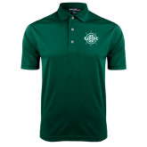 Dark Green Dry Mesh Polo-UMM Ships Wheel