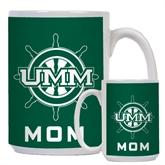 Mom Full Color White Mug 15oz-UMM Ships Wheel