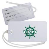 Luggage Tag-UMM Ships Wheel