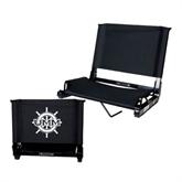 Stadium Chair Black-UMM Ships Wheel