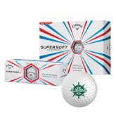 Callaway Supersoft Golf Balls 12/pkg-UMM Ships Wheel