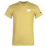 Champion Vegas Gold T Shirt-Primary Mark