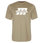 Performance Vegas Gold Tee-Primary Mark