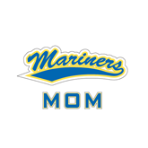 Mom Decal-Mariners Script